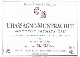 Chassagne-Montrachet Morgeot 2012