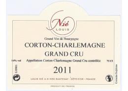 Corton Charlemagne 2009
