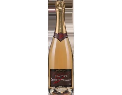 Champagne Brut Grand Cru Rosé