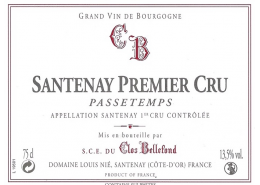 Santenay Passetemps 1er Cru 2006