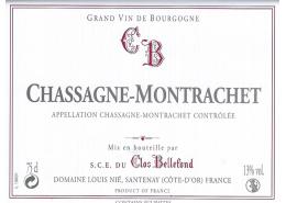 Chassagne Montrachet 2004