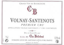 Volnay Santenots 1er Cru 2011